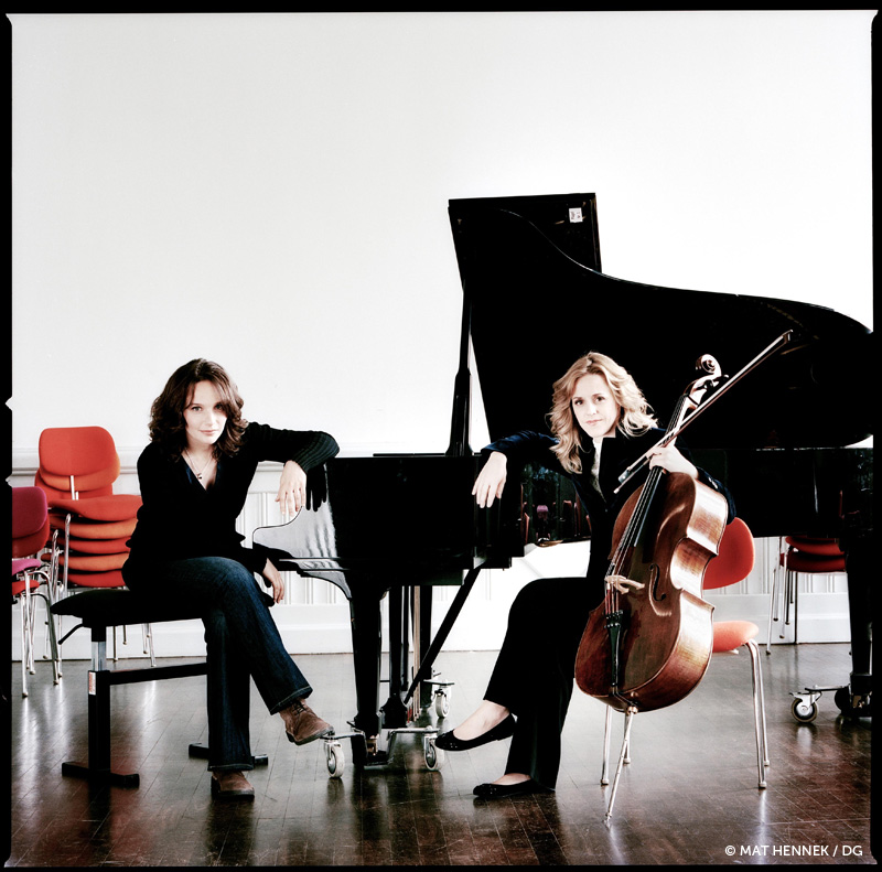 Hélène Grimaud and Sol Gabetta - DUO