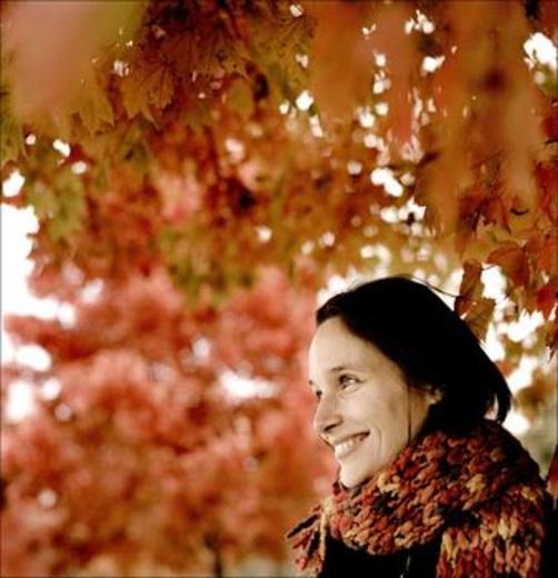 Helene Grimaud autumn